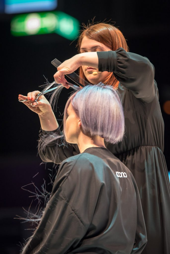 Goldwell ICONO Renew - Top Hair 2018 Messe Düsseldorf